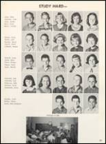 1966 Clyde High School Yearbook Page 124 & 125