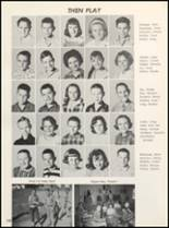 1966 Clyde High School Yearbook Page 126 & 127