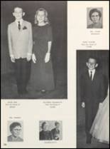 1966 Clyde High School Yearbook Page 128 & 129