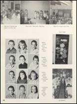 1966 Clyde High School Yearbook Page 152 & 153