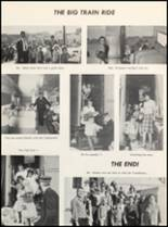 1966 Clyde High School Yearbook Page 156 & 157
