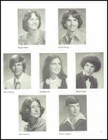 1978 Blackstone-Millville Regional High School Yearbook Page 16 & 17