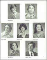 1978 Blackstone-Millville Regional High School Yearbook Page 34 & 35