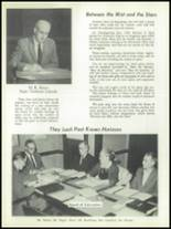 1958 Fairborn High School Yearbook Page 12 & 13