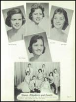 1958 Fairborn High School Yearbook Page 14 & 15