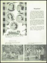 1958 Fairborn High School Yearbook Page 16 & 17