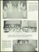 1958 Fairborn High School Yearbook Page 18 & 19