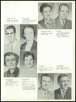 1958 Fairborn High School Yearbook Page 22 & 23