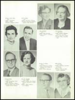 1958 Fairborn High School Yearbook Page 24 & 25