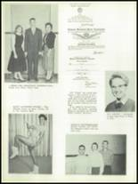 1958 Fairborn High School Yearbook Page 28 & 29