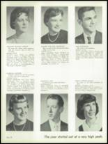 1958 Fairborn High School Yearbook Page 32 & 33