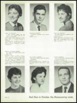1958 Fairborn High School Yearbook Page 34 & 35
