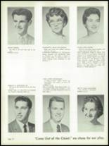 1958 Fairborn High School Yearbook Page 38 & 39