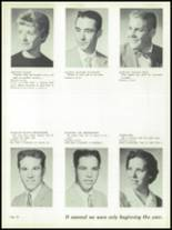 1958 Fairborn High School Yearbook Page 42 & 43