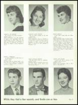 1958 Fairborn High School Yearbook Page 48 & 49