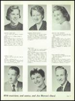 1958 Fairborn High School Yearbook Page 50 & 51