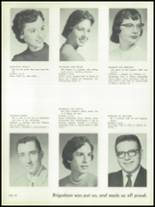 1958 Fairborn High School Yearbook Page 52 & 53