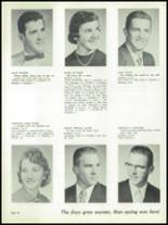 1958 Fairborn High School Yearbook Page 54 & 55