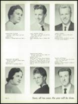 1958 Fairborn High School Yearbook Page 56 & 57