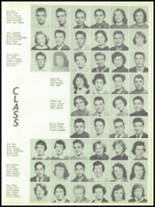 1958 Fairborn High School Yearbook Page 76 & 77
