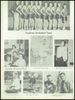 1958 Fairborn High School Yearbook Page 84 & 85