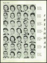 1958 Fairborn High School Yearbook Page 86 & 87