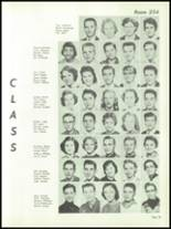 1958 Fairborn High School Yearbook Page 92 & 93