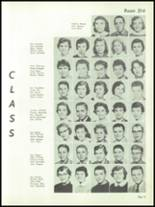 1958 Fairborn High School Yearbook Page 94 & 95