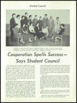 1958 Fairborn High School Yearbook Page 98 & 99