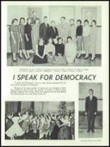 1958 Fairborn High School Yearbook Page 100 & 101