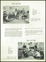 1958 Fairborn High School Yearbook Page 102 & 103