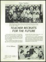 1958 Fairborn High School Yearbook Page 104 & 105