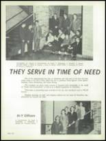 1958 Fairborn High School Yearbook Page 106 & 107