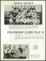 1958 Fairborn High School Yearbook Page 108 & 109