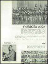 1958 Fairborn High School Yearbook Page 114 & 115