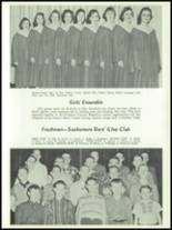 1958 Fairborn High School Yearbook Page 122 & 123