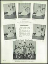 1958 Fairborn High School Yearbook Page 126 & 127