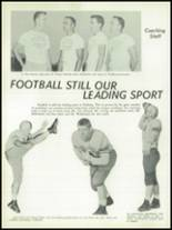 1958 Fairborn High School Yearbook Page 128 & 129
