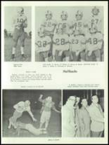 1958 Fairborn High School Yearbook Page 130 & 131