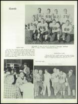 1958 Fairborn High School Yearbook Page 132 & 133