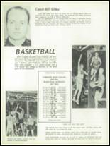 1958 Fairborn High School Yearbook Page 134 & 135
