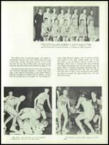 1958 Fairborn High School Yearbook Page 136 & 137