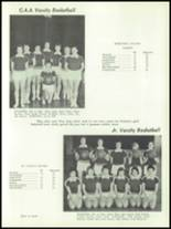 1958 Fairborn High School Yearbook Page 142 & 143