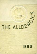 1960 Yearbook Allderdice High School