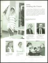 1964 Marshall High School Yearbook Page 20 & 21