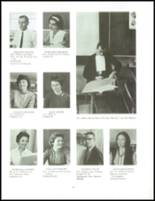 1964 Marshall High School Yearbook Page 22 & 23