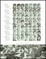 1964 Marshall High School Yearbook Page 42 & 43