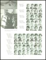 1964 Marshall High School Yearbook Page 44 & 45