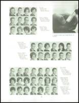1964 Marshall High School Yearbook Page 64 & 65