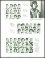 1964 Marshall High School Yearbook Page 68 & 69